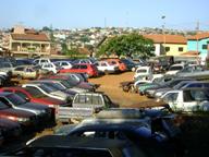 Centenas de veículos