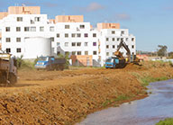 Canalização do Ribeirão Antas é vista como uma das principais obras de infraestrutura sob responsabilidade da Prefeitura