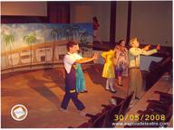 Escola Municipal de Teatro volta