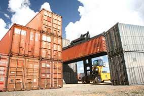 As exportações feitas por Anápolis de janeiro a outubro deste ano