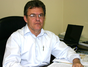 José Roberto Mazon - Secretário Municipal da Fazenda