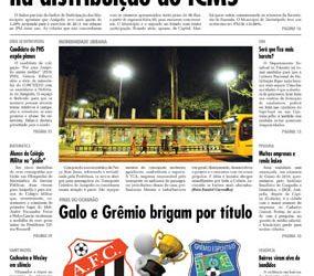 Edição 381 - 31 de agosto a 06 de setembro de 2012