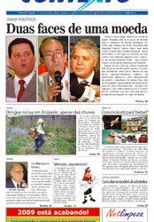 Edição 204 - 20 a 26 de fevereiro de 2009