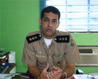 Tenente Coronel Sidney Pontes