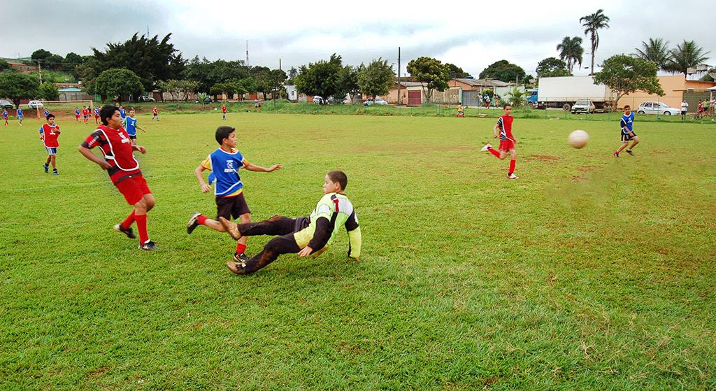 Copinha integra jovens atletas