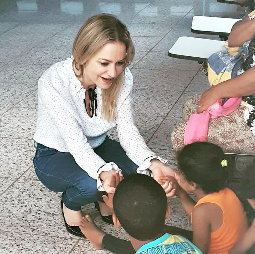 Eerizania Freitas secretaria de Defesa Social