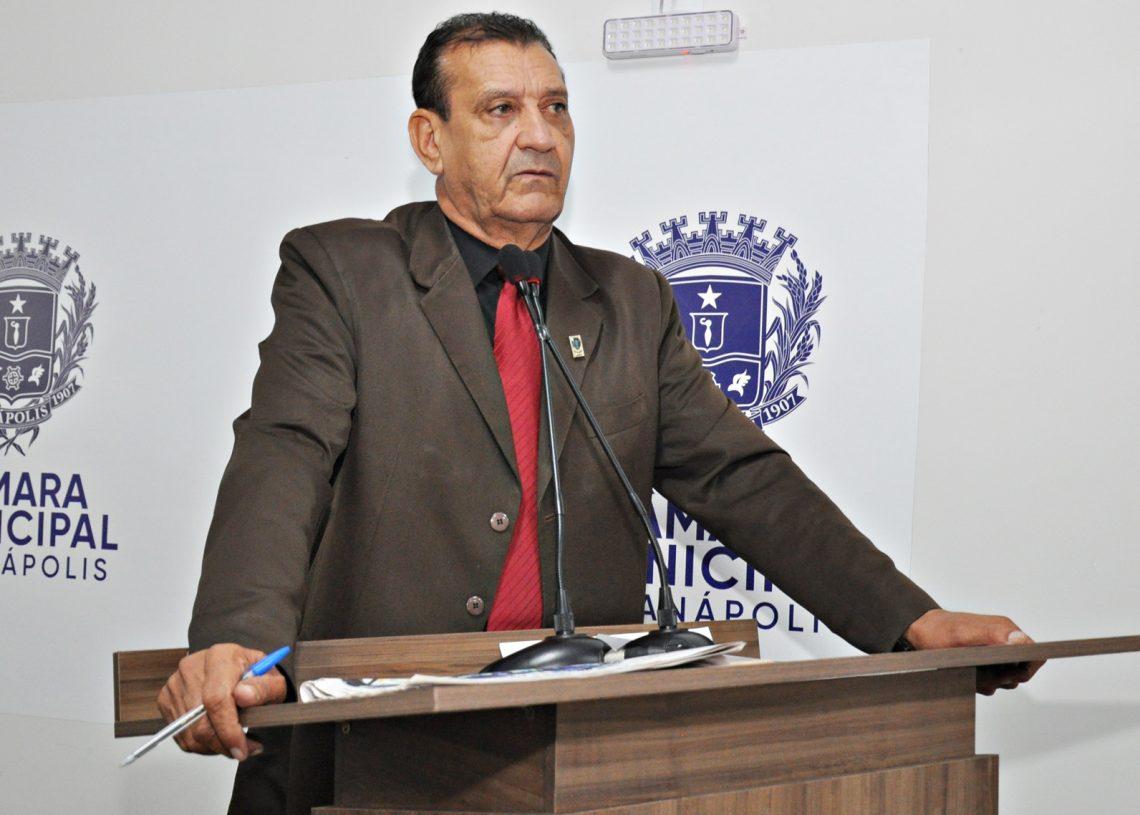 Vereador Mauro Severiano - PSDB