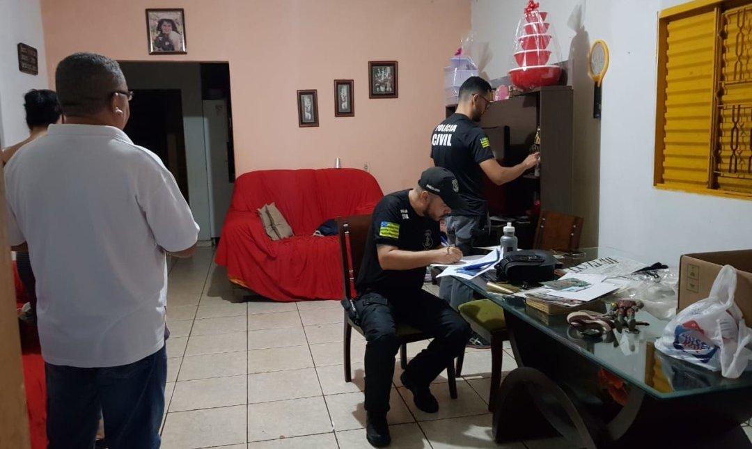 15 pessoas vão responder pelo crime de estelionato /Foto: Portal da Governadoria de Goiás