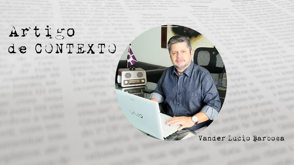 Vander Lúcio Barbosa é diretor geral do CONTEXTO e presidente da APAE Anápolis