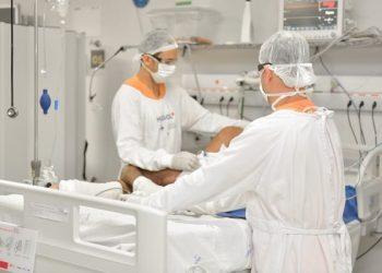 Objetivo é liberar profissionais para ajudar no combate à pandemia