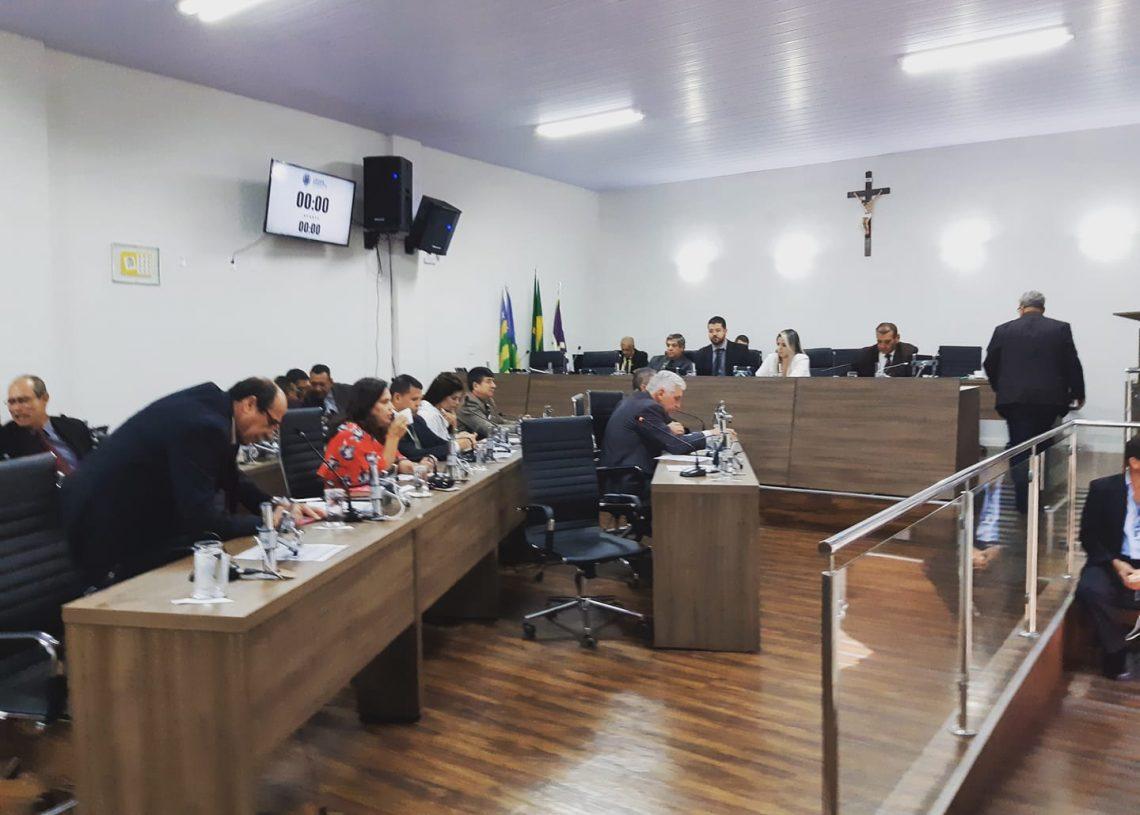 Plenário Câmara Anápolis