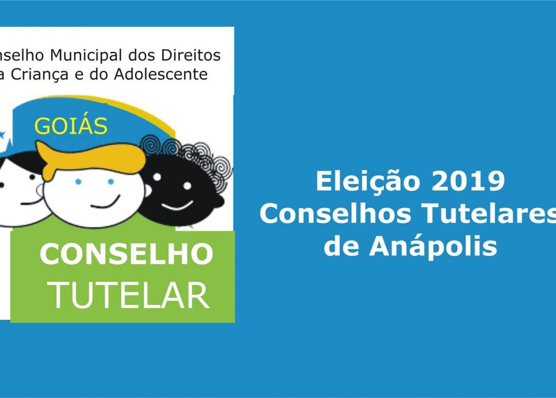 Eleições dos Conselhos Tutelares de Anápolis