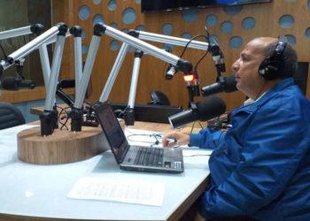 Nilton Pereira é um dos editores encarregados do Jornal Contexto