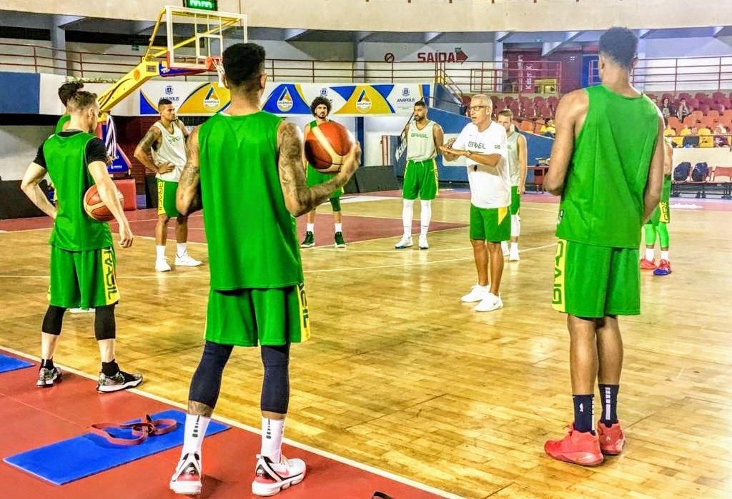 eleção de basquete em Anápolis