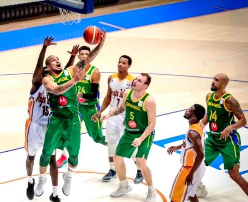 Seleção de basquete