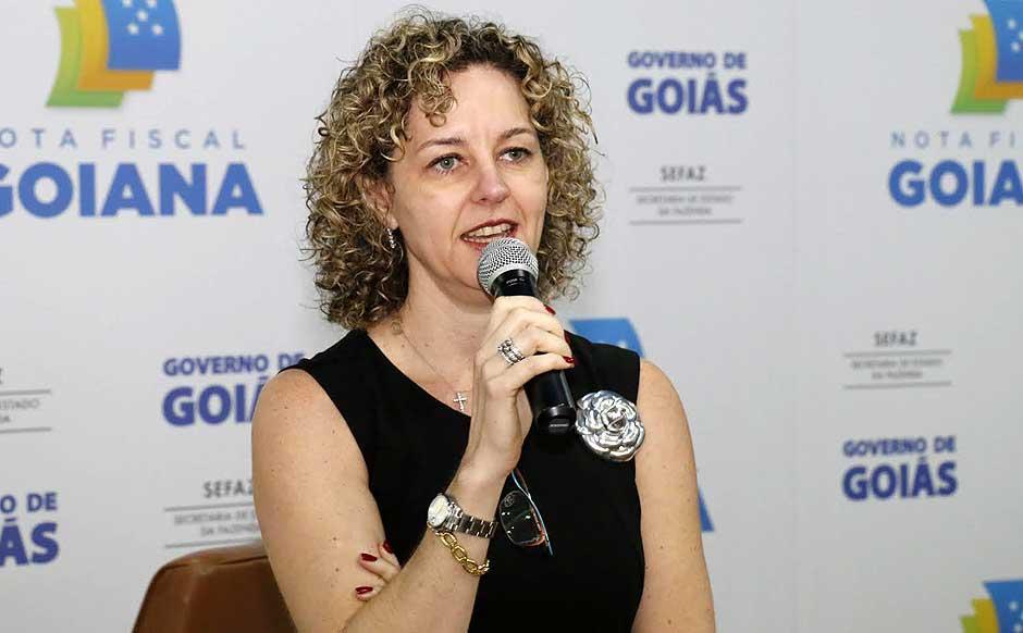 Ana Carla Abrão ex-secretária da Fazenda de Goiás