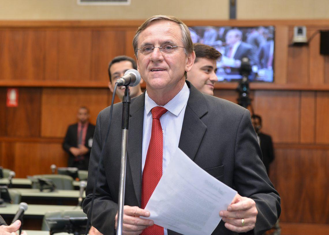 Deputado Antônio Gomide PT