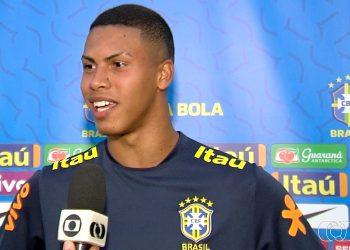 Paulo Eduardo Seleção Sub 17