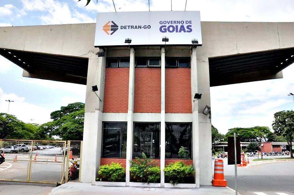 Detran Goiás Portal Contexto
