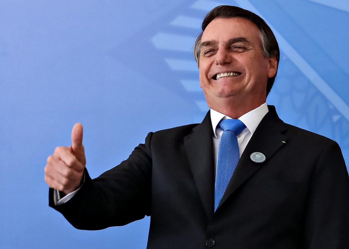 Presidente Jair Bolsonaro- Foto Planalto