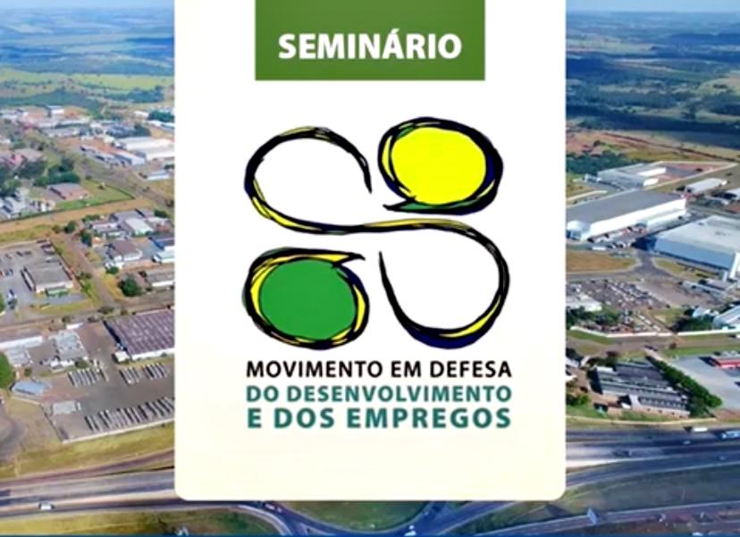 Seminário Desenvolvimento capa