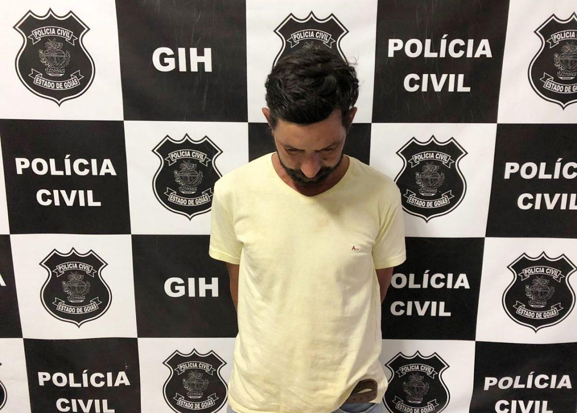 Polícia Civil-GIH acusado de homicídio preso
