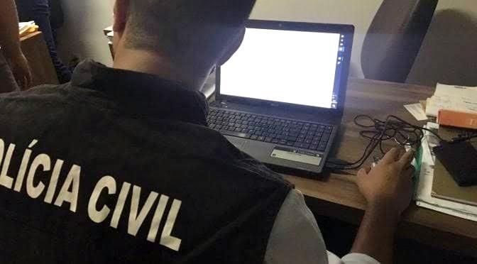 Zeloso Guardador Polícia Civil