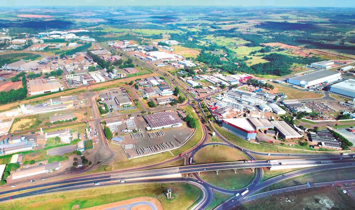 Distrito Industrial de Anápolis