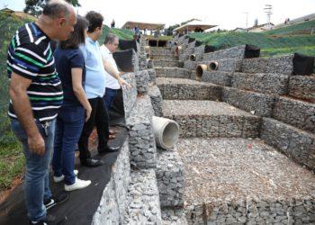 Obra para conter a erosão na Vila Formosa custou mais de R$ 6 milhões
