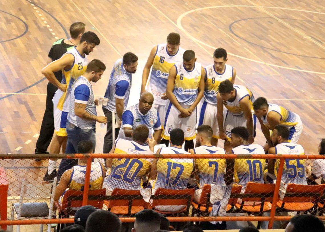 basquete anápolis