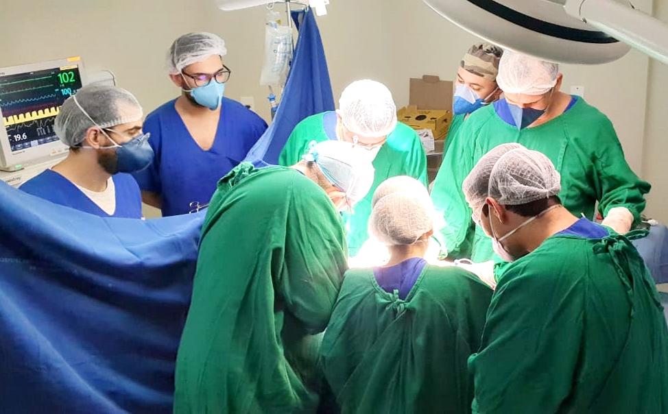 Huana Captação de órgãos- Felipe Homsi