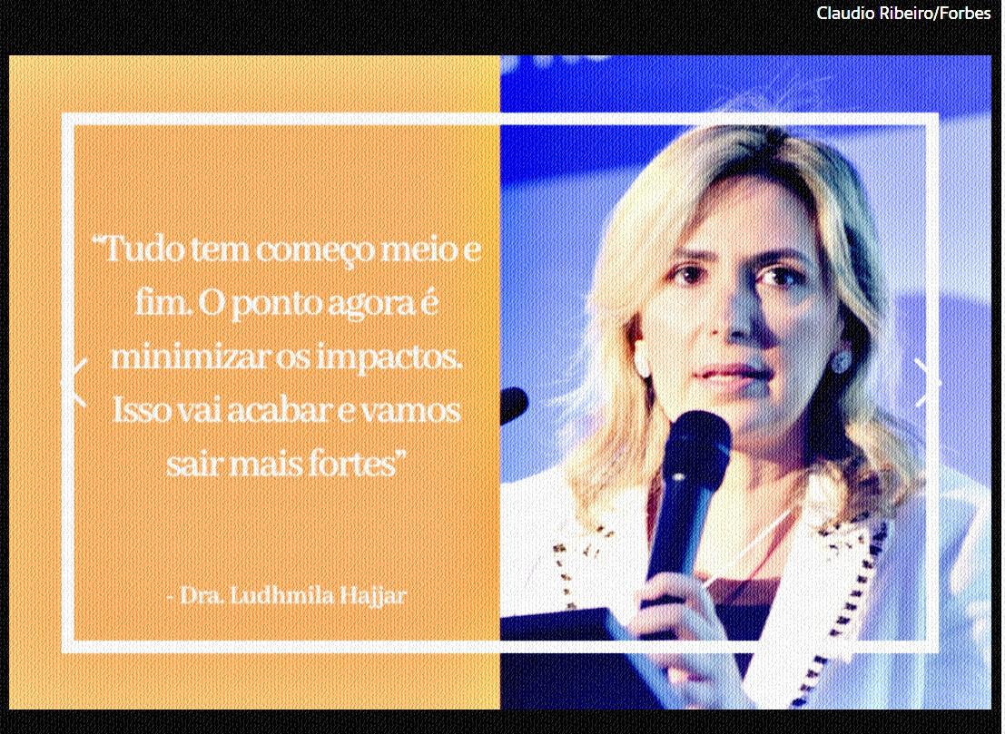 Ludhmila Hajjar- Foto- Claudio Ribeiro- Forbes