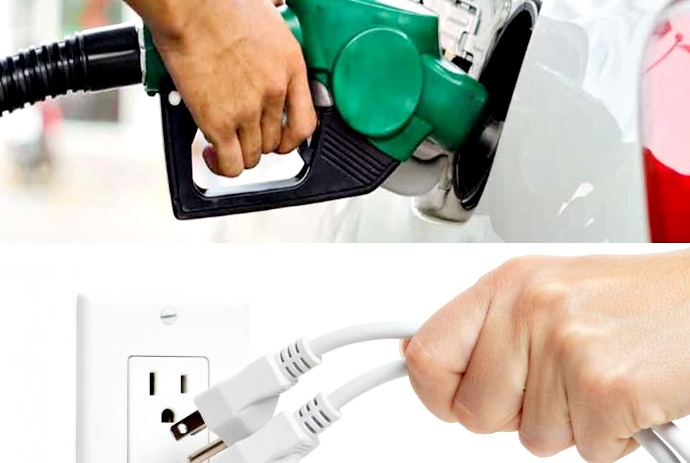 inflação gasolina e energia