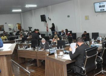Plenário Câmara Municipal