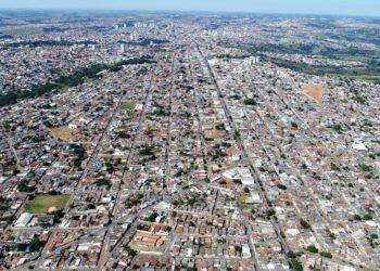 Jaiara, um bairro de Anápolis com densidade geográfica superior a maioria das cidades goianas