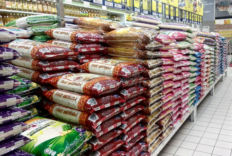 Inflação arroz