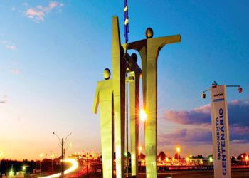 Monumento Centenário Anápolis