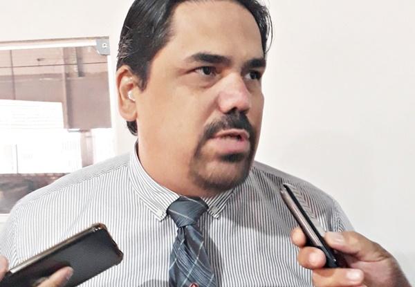 Fabrício Lopes da Luz- Secretário Municipal de Meio Ambiente