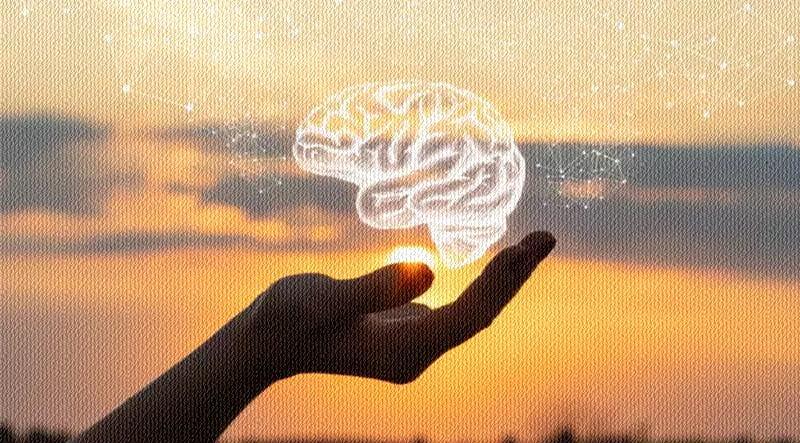 Saúde Mental- Ilustração- Internet