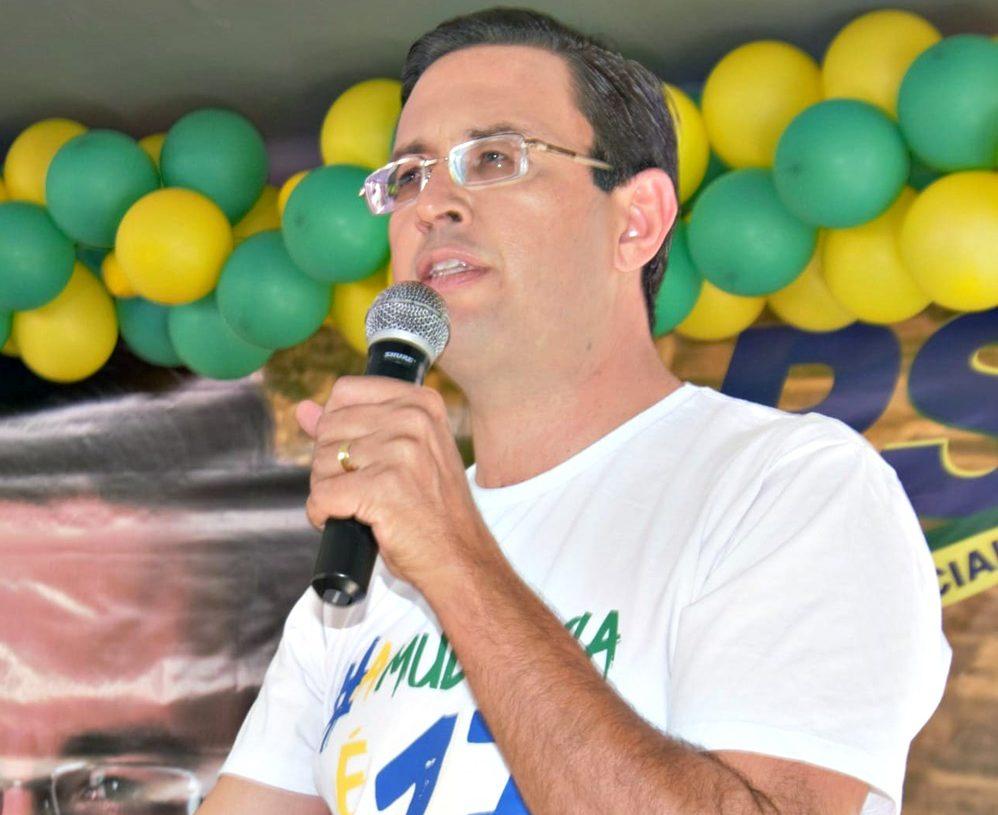 Valeriano, candidato do PSL