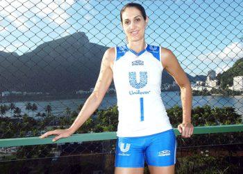 Fernanda Venturini: glórias na carreira e, agora, com projeto social