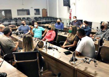 Debate Prefeitáveis Anápolis