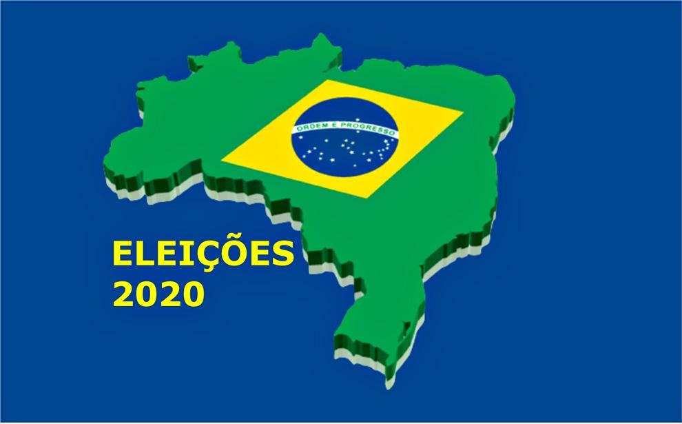 Mapa Eleições 2020
