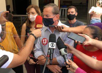 (Foto: Assessoria de Comunicação da campanha de Antônio Gomide)