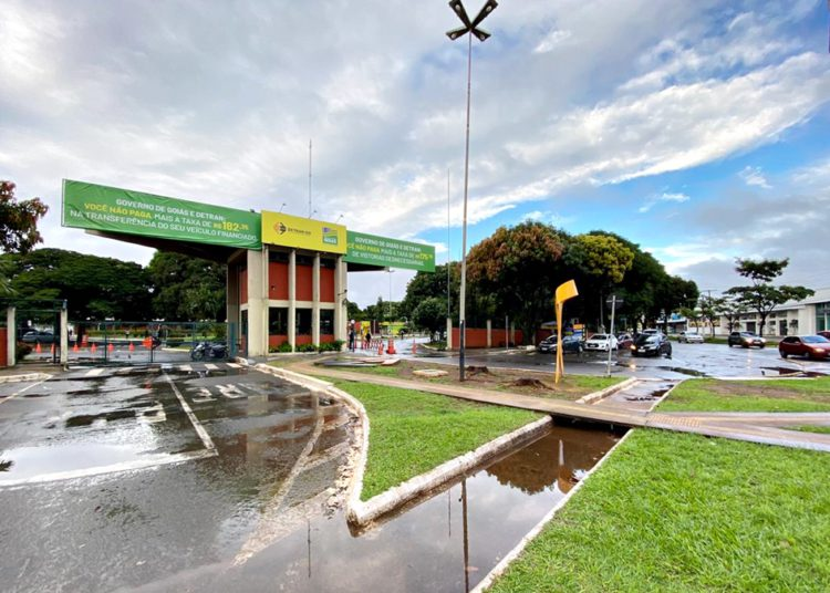 Detran Goiás