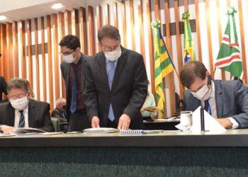 Assembleia Legislativa do Estado de Goiás (Alego) Foto: Maykon Cardoso