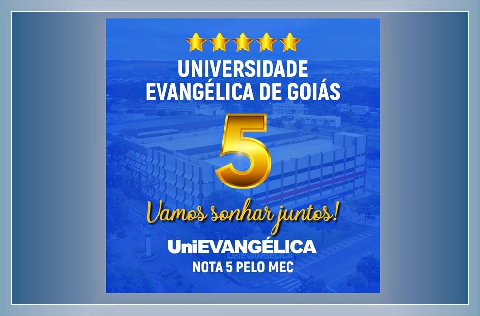 UniEvangélica capa contexto