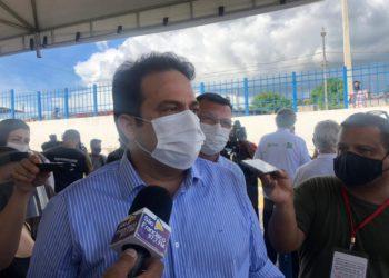 Prefeito Roberto Naves (Foto: Portal CONTEXTO)