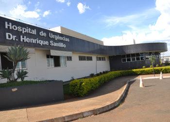 Hospital de Urgência de Anápolis (Foto: Reprodução)