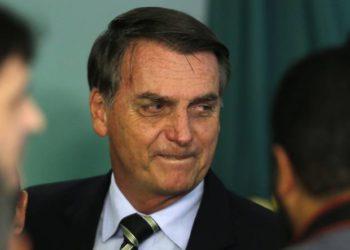 Presidente Jair Bolsonaro (Foto: Jorge William/Agência O Globo)